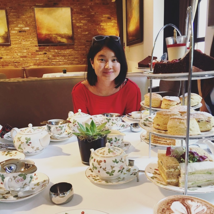 Mayfair millennium afternoon tea
