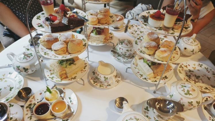 Millennium Afternoon Tea Mayfair