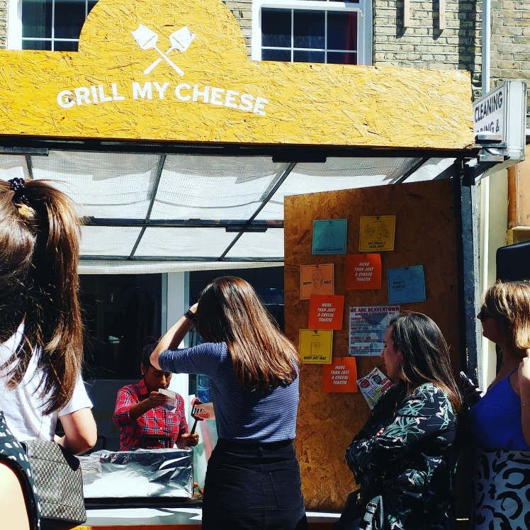 Grill My Cheese Food Truck