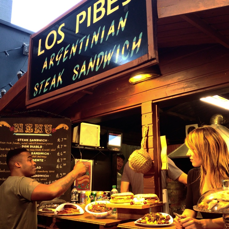 Urban Food Fest What to eat 10 Los Pibes
