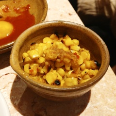 Buttered Sweet Corn £3
