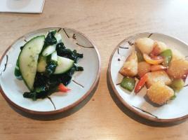 starter (veggie + potato)- with the set
