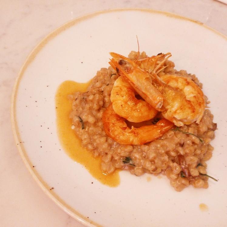 london-grind-king-prawns-pearl-barley-winter-truffle